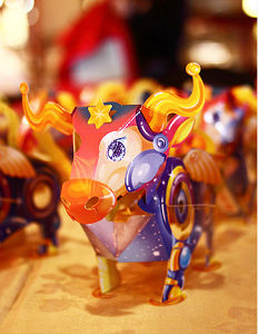 Chinese New Year of Ox