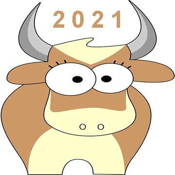 Chinese Zodiac 2021 Golden Cow White Ox Metal Bull Horoscope Prediction
