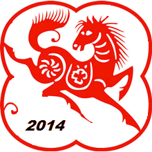 2014 is year of the horse and it will arrive on february 4 2014 in