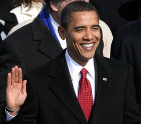 Barack Obama Palm Reading