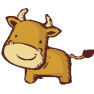 Chinese Zodiac Cow