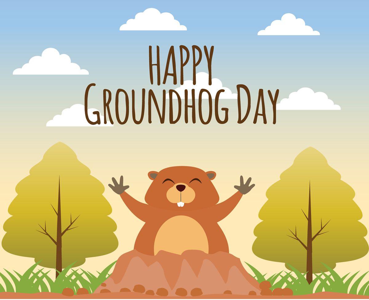 02-02-2020, Groundhog Day, Palindrome Day, Auspicious Birthday, February 2, 2020