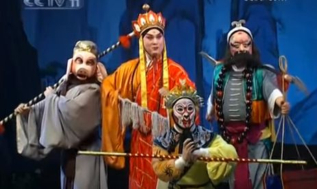 2016 Monkey, Journey to the West